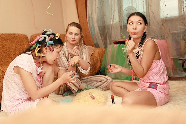 Пижамна вечеринка в Астрахани!
