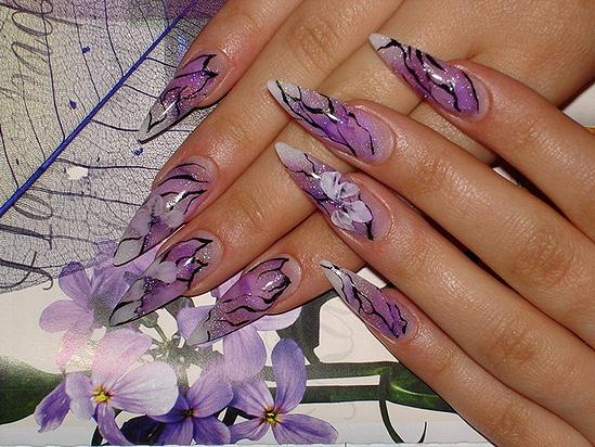 наращивание ногтей в Астрахани