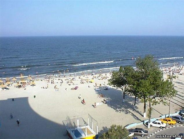 Азовское море температура.
