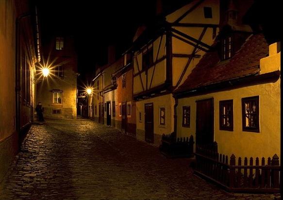 Сказки Старой Праги
