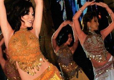 восточные танцы в Астрахани