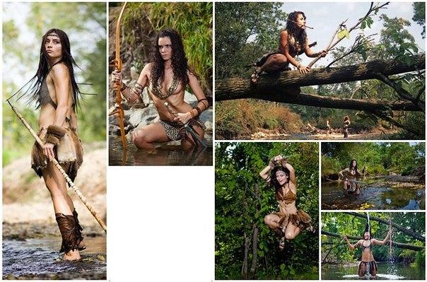 Новая фотосессия - докажи, что ты амазонка!